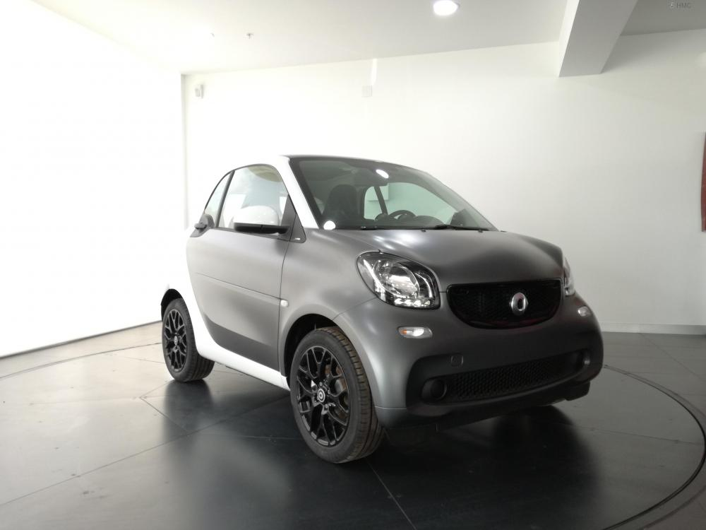 fortwo passion - DCAR37KNY - > 12800 �