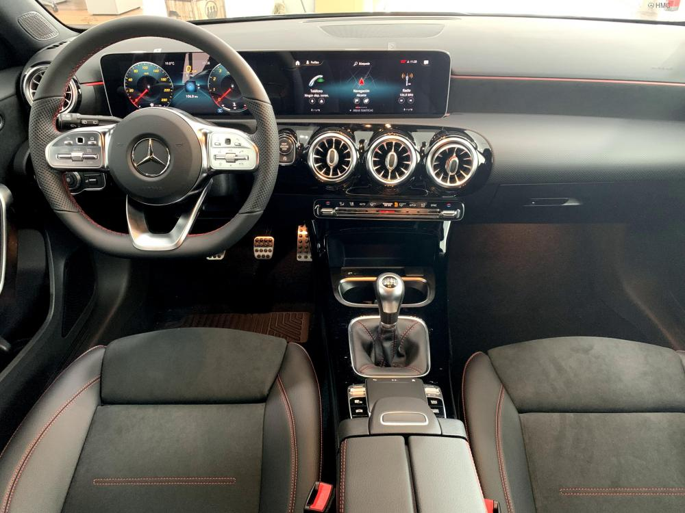 Clase A 180 AMG Line