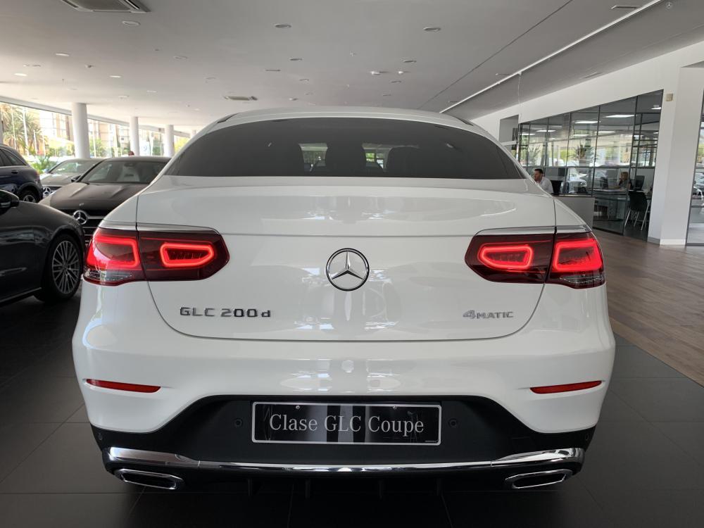 GLC 200d Coupé AMG Line