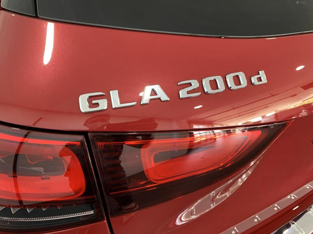 GLA 200 d AMG Line