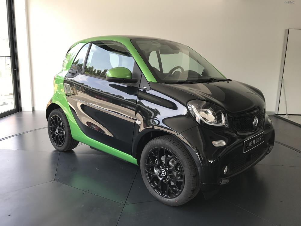 fortwo electric drive - VEG-62KDW - > 20300 �