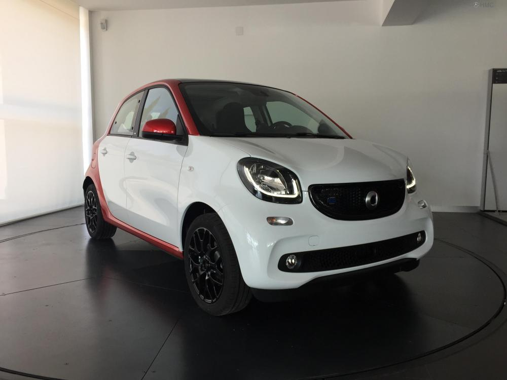 forfour electric drive - 92KRK - > 22700 �